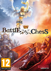 Packaging of Battle vs Chess [PC]