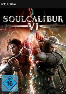 Verpackung von SoulCalibur VI [PC]