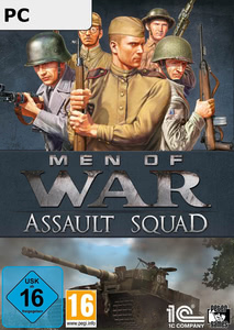 Packaging of Men of War: Assault Squad [PC]