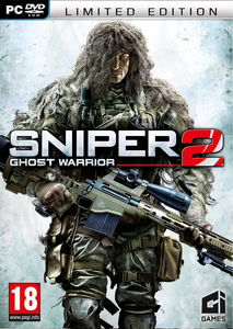 Packaging of Sniper: Ghost Warrior 2 Limited Edition [PC]