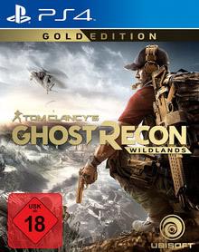Verpackung von Tom Clancy's Ghost Recon Wildlands Gold Edition [PS4]