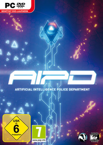 Verpackung von AIPD - Artificial Intelligence Police Department [PC]