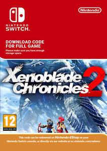Packaging of Xenoblade Chronicles 2 [Switch]