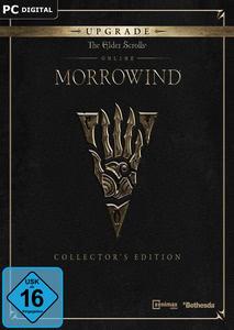 Verpackung von The Elder Scrolls Online: Morrowind Upgrade auf Collectors Edition [PC]