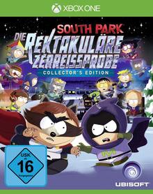 Verpackung von South Park: Die Rektakuläre Zerreißprobe Collector's Edition [Xbox One]