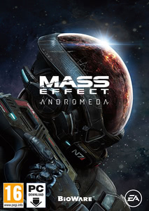 Emballage de Mass Effect: Andromeda [PC]