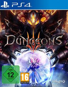 Verpackung von Dungeons 3 [PS4]