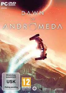 Verpackung von Dawn of Andromeda [PC]