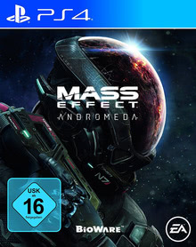 Verpackung von Mass Effect: Andromeda [PS4]