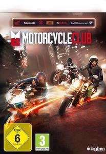 Verpackung von Motorcycle Club [PC]