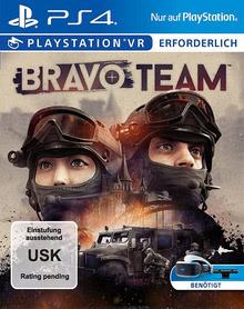Verpackung von Bravo Team (VR only) [PS4]