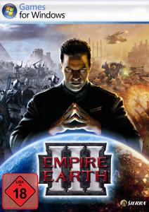 Verpackung von Empire Earth III [PC]