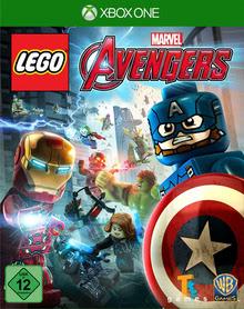 Verpackung von LEGO Marvel's Avengers [Xbox One]