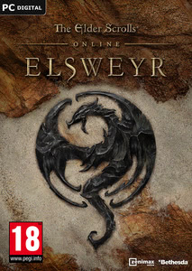 Packaging of The Elder Scrolls Online: Elsweyr [PC]