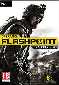 Packaging of Operation Flashpoint: Dragon Rising [PC]