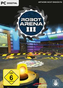 Verpackung von Robot Arena III [PC]