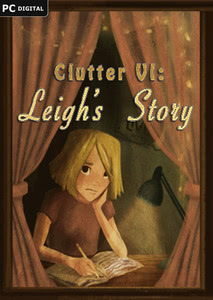 Packaging of Clutter VI: Leigh's Story [PC]