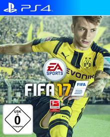 Verpackung von Fifa 17 [PS4]