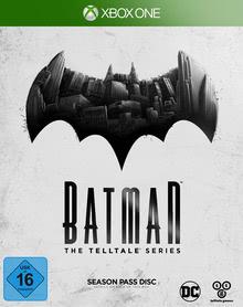 Verpackung von Batman: A Telltale Game Series [Xbox One]