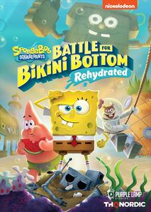 Verpackung von SpongeBob SquarePants: Battle for Bikini Bottom – Rehydrated [PC]