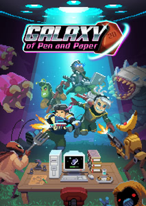 Packaging of Galaxy of Pen & Paper [PC / Mac / LINUX.content]