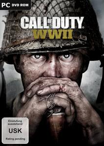 Verpackung von Call of Duty WW2 [PC]