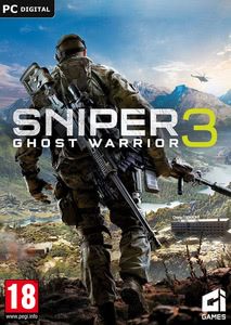 Packaging of Sniper Ghost Warrior 3 [PC]