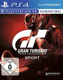Verpackung von Gran Turismo Sport [PS4]