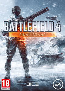 Packaging of Battlefield 4 Final Stand [PC]