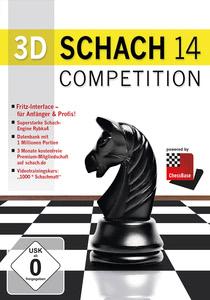 Verpackung von 3D Schach 14 - Competition [PC]