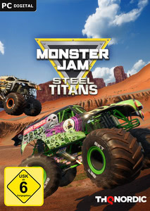 Verpackung von Monster Jam: Steel Titans [PC]