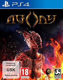 Verpackung von Agony [PS4]