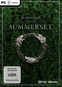 Verpackung von The Elder Scrolls Online: Summerset [PC / Mac]
