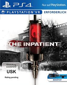 Verpackung von The Inpatient (PSVR) [PS4]