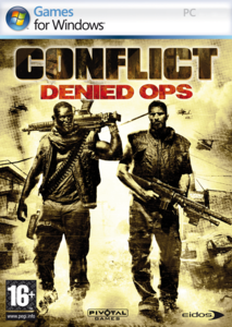 Packaging of Conflict: Denied Ops [PC]
