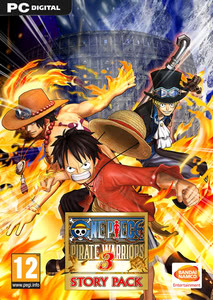 Packaging of ONE PIECE PIRATE WARRIORS 3 STORY PACK [PC]