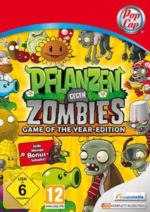 Verpackung von Pflanzen gegen Zombies Game of the Year Edition [PC]