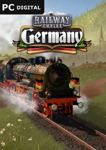 Packaging of Railway Empire Germany [PC]