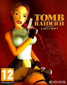 Packaging of Tomb Raider II [PC]