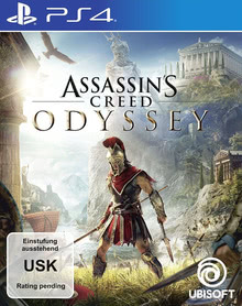 Verpackung von Assassin's Creed Odyssey [PS4]