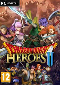 Packaging of Dragon Quest Heroes 2 Explorer's Edition [PC]