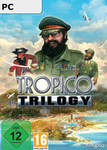 Packaging of Tropico Trilogy [PC]