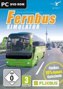 Verpackung von Der Fernbus Simulator [PC]
