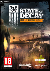 Packaging of State of Decay: Year-One Survival Edition [PC]