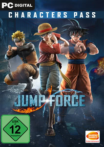 Verpackung von Jump Force Characters Pass [PC]