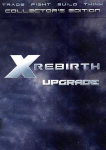 Verpackung von X Rebirth: Collectors Edition Upgrade [PC]