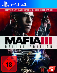 Verpackung von Mafia 3 - Deluxe Edition [PS4]