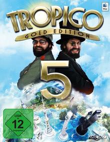 Verpackung von Tropico 5: Complete Collection [Mac]