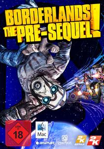 Verpackung von Borderlands: The Pre-Sequel [Mac]