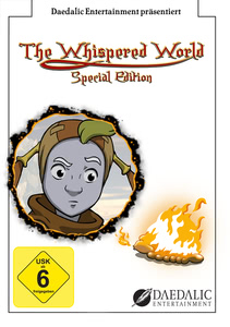Verpackung von The Whispered World Special Edition [Mac]